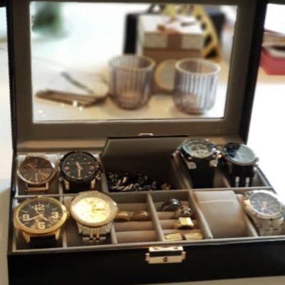 Mixed Use Watch_Jewelry Box